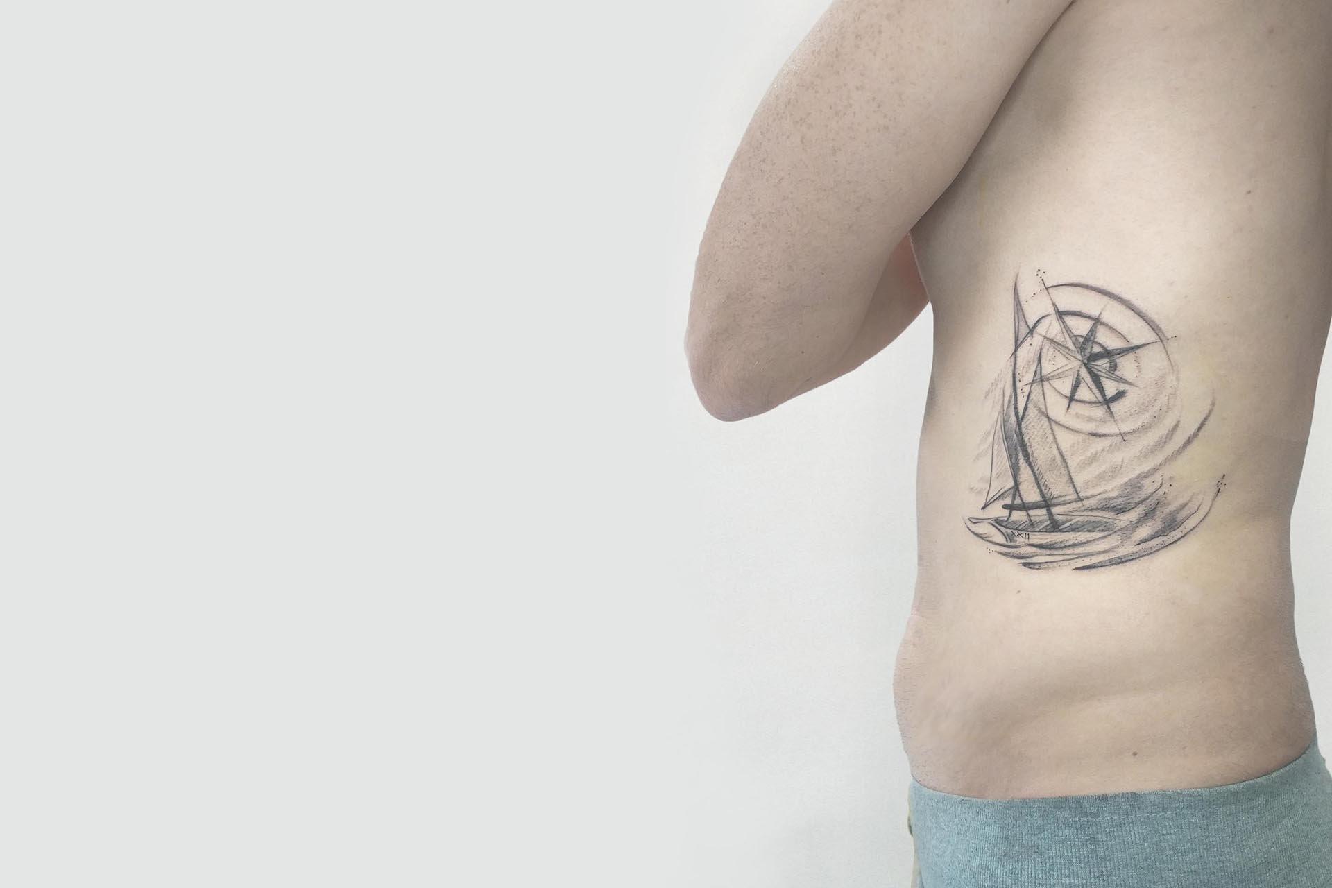 L'evoluzione del tatuaggio